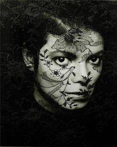 Michael Jackson, por Greg Norman