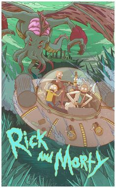 Rick and Morty by Barbeanicolas Related Post RICK & MORTY CVR A 28 Amazing Tattoos Inspired by Rick and Morty Rick And Morty Mr. Yaoi images of Rick and Morty (Rick × Morty). Rick And Morty Time, Rick I Morty, Rick And Morty Poster, Ricky And Morty, Rick And Morty Wallpaper, Mobile Wallpaper, Iphone Wallpaper, Wallpaper Wallpapers, Rick And Morty Stickers