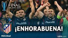 Tras vencer al Bayern de Múnich, el Atlético de Madrid está de nuevo en una final de Champions.