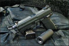 H & K USP Tactical