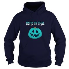 Trick or Teal - 2 Sided Teal Pumpkin Halloween Shirt  #gift #ideas #Popular #Everything #Videos #Shop #Animals #pets #Architecture #Art #Cars #motorcycles #Celebrities #DIY #crafts #Design #Education #Entertainment #Food #drink #Gardening #Geek #Hair #beauty #Health #fitness #History #Holidays #events #Home decor #Humor #Illustrations #posters #Kids #parenting #Men #Outdoors #Photography #Products #Quotes #Science #nature #Sports #Tattoos #Technology #Travel #Weddings #Women