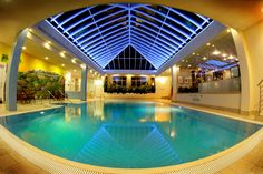 Top 25 Ideas to Complete your Home with Indoor Swimming Pool ...