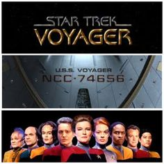 Star Trek: Voyager... Sorry Trekkies, I didn't get into this one either, don't know why. Just Loved the Original and Enterprise, and the new ones with Chris Pine. But I appreciate them doing it anyway.