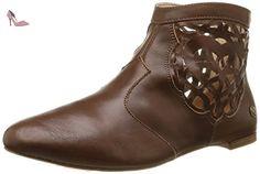 Neosens Bobal 325, Boots femme - Marron (Castor), 38 EU - Chaussures nosens (*Partner-Link)