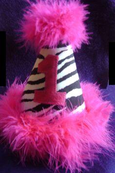 Custom Party hat  Babies Princess1st 2nd by mysunshinekaylarose, $19.99