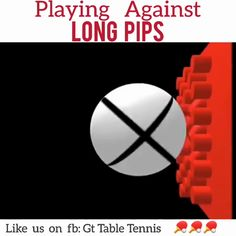The best way to win long pips is: - Always serve deep, and attack deep (deep and long ball will prevent long pips to change direction) - Use often topspin, don't push, just topspin loop all the day - Play wide angle, normally to the normal rubber side (on his Forehand for example https://video.buffer.com/v/5a572eff64d80e790f6e361a