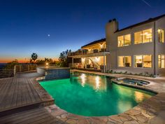 Spectacular Ocean View, Malibu CA Single Family Home - Los Angeles Real Estate