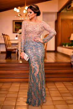 Meu look – Wedding! Thássia Naves Vestido – Patricia Bonaldi | Jóias – Goldesign