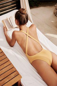 Glow One-Piece Swimsuit | Free People