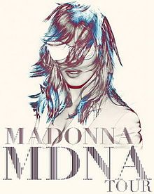 Madonna's MDNA Tour Ends With Gross of $305 Million