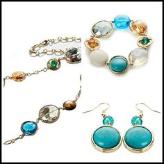 Fashion Jewellery Offer Fashion Jewellery, Timeless Design, Compliments, Turquoise Bracelet, Drop Earrings, Stylish, Bracelets, Unique, Jewelry