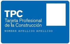 """Tarjeta Profesional de la Construcción Tras revisión parcial del V Convenio de la Construcción podemos ofrecer cursos TPC conjuntamente con un Servicio de Prevención Ajeno acreditado a nivel estatal.""""  TRAMITACIÓN DE CURSOS, TASAS, COSTE DOCENTE, MATERIAL DOCENTE, CERTIFICADO OFICIAL¡TODO INCLUIDO!"""
