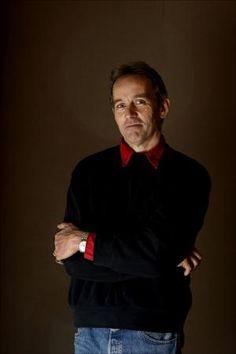 Jasper Fforde, author.