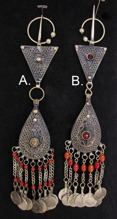 Artemis Imports - Belly Dance Store - Fibulae from Morocco ~ Large, $70.00 (http://www.artemisimports.com/fibulae-from-morocco-large/)