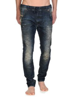 Diesel Krooley-NE Jogg Jeans on Sale at Designer Man Diesel Jeans, Blue Jeans, Denim Jeans, Jogg Jeans, Diesel Store, Casual Wear For Men, Top Designer Brands, Slim Legs, Jeans For Sale