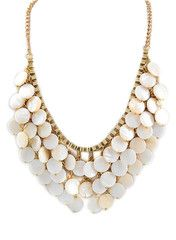 Shell Layer Necklace