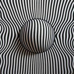 Optische illusies en gezichtsbedrog: Fantastische illusies: patronen