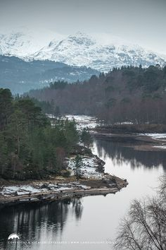 Glen Affric Winter 2018, Highlands, Scotland