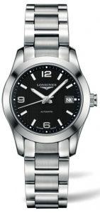 L2.285.4.56.6 LONGINES Conquest Classic  Ladies Watch