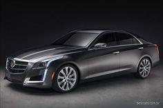 Cadillac CTS (1)