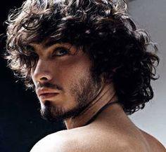 Fotos de cortes de cabelo masculino cacheado grande