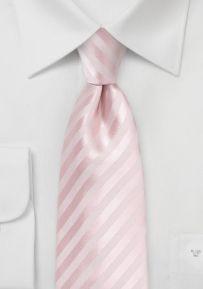 Summer Necktie in Blush