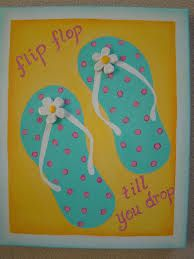 Image result for flip flop paintings