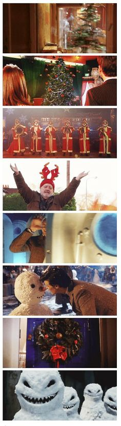 Doctor Who Christmas is the best!