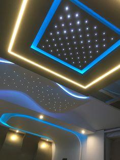 Showroom gypsum ceilings Gypsum Ceiling, Plasterboard, String Lights, Ceilings, Showroom, Led, Lighting, Design, Fairy Lights