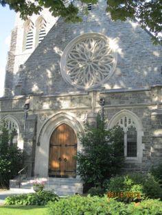 morristown, nj church