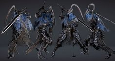 ArtStation - Dark souls - Artorias, chang-gon shin