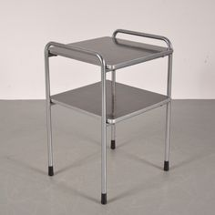Located using retrostart.com > Side Table by Unknown Designer for Gispen