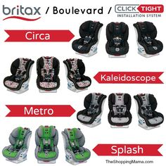 Britax Boulevard Click Tight Installation is as easy as securing a seat belt. We love the ease of installation and fantastic safety features. (scheduled via http://www.tailwindapp.com?utm_source=pinterest&utm_medium=twpin&utm_content=post640435&utm_campaign=scheduler_attribution)