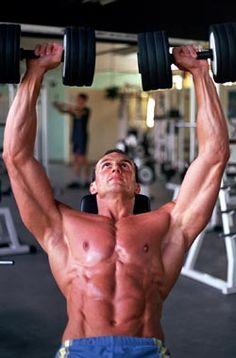 MASCHINENTRAINING VS. HANTELTRAINING Experten stimmen zu: Maschinentraining wie auch Hanteltraining mit freien Gewichten, sind geeignet, Muskelaufbau sowie Kraftzuwachs zu erzielen. Auch Bodybuilde