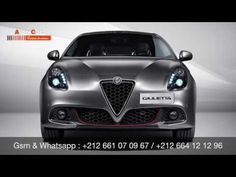Location Alfa Romeo Giulietta Casablanca & Rabat