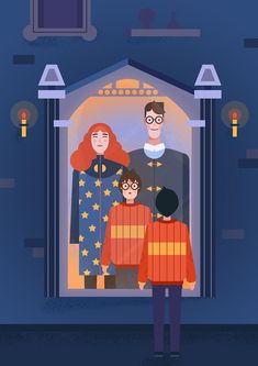 How to Create a Harry Potter and the Mirror of Erised Illustration in Adobe Photoshop Free Step by step Tutorial