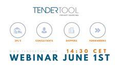 New: Join the free TenderTool 2017 Webinar sessions!