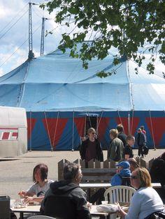 Cinema tent (Midnight Sun Film Festival), Sodankylä, Finland (2005)  http://www.msfilmfestival.fi/index.php/en/