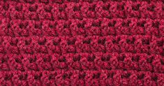 Another Great Stitch To Learn: How To Crochet The Arruga Stitch!