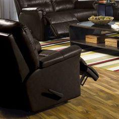 Palliser Furniture Fiesta Wall Hugger Recliner Upholstery: All Leather Protected - Tulsa II Chalk, Type: Power