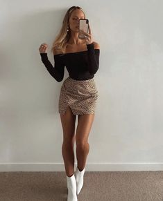 Discover recipes, home ideas, style inspiration and other ideas to try. Winter Fashion Outfits, Look Fashion, Spring Outfits, Summer Club Outfits, Night Out Outfit, Night Outfits, Casual Going Out Outfit Night, Cute Going Out Outfits, Party Outfits