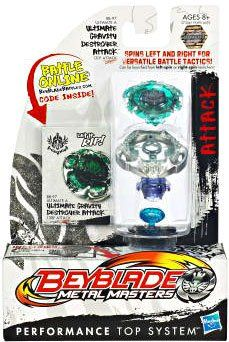 Beyblades Metal Masters Attack Battle Top BB97 Ultimate Gravity Destroyer Attack >>> Click on the image for additional details.