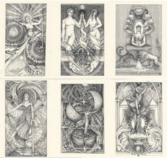 Free Printable Tarot Decks Coloring | tarot but very informative as a learning tool of the tarot i find the ...