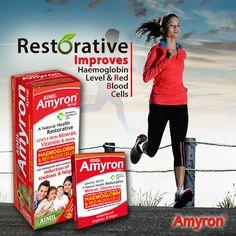 Restorative Improves #Haemoglobin Level & #RedBloodCells. #AyurvedaOnlineStore