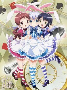 (1) TVアニメ『ご注文はうさぎですか??』(@usagi_anime)さん | Twitter