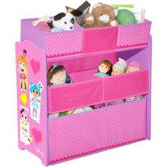 MGA Lalaloopsy Toy Storage Organizer - Walmart.com