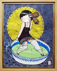 Stasia Burrington...   Kai Fine Art