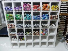 SCRAPS OF FAITH: Sketch Copic Marker Storage