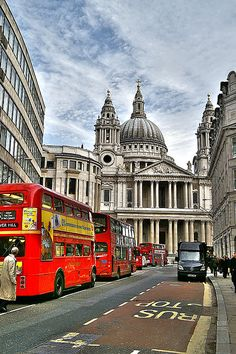St Paul's Cathedral - London, England