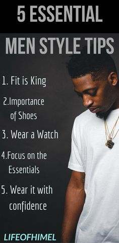 5 Essential Men Style Tips You Need To Know Learn about the essential 5 tips to improve your style instantly. Don't ever get these men style tips wrong again Men Tips, Men Style Tips, Best Mens Fashion, Fashion Tips For Women, Men Over 40, Fashion Over 40, Men's Fashion, Fashion Guide, Fashion Menswear